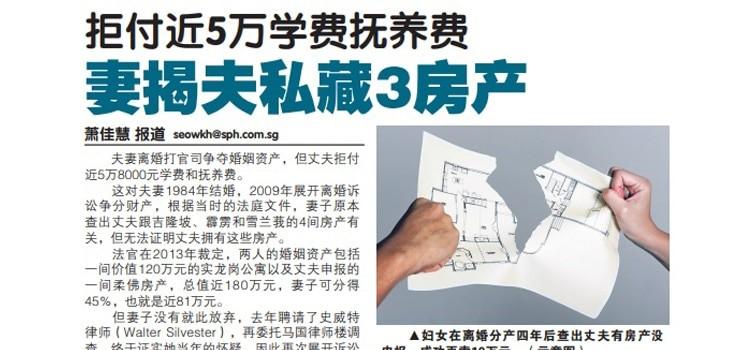 SILVESTER LEGAL LLC IN SHIN MIN DAILY NEWS