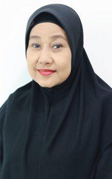 shamsiah bakar - legal secretary